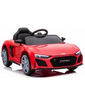 Elektrické autíčko Audi R8 LIFT červené